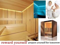 Saune, infrasaune,biosaune si saune de gradina