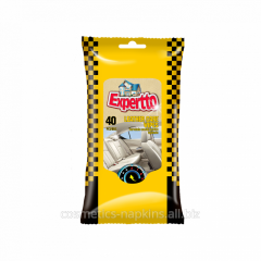 Napkin for car maintenance