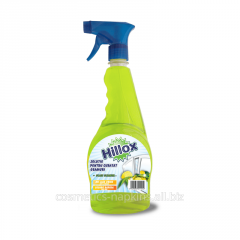 Glass cleaner - Hillox