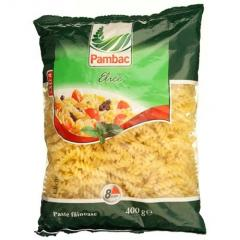 Pasta from wheat flour