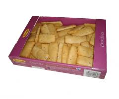 Rusk Flour crackers