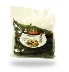 Sour-leavened vegetables