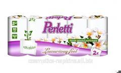 Toilet paper - Perlette