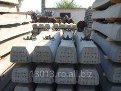 Traverse din beton armat pentru cai ferate