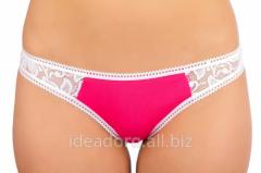 Female pants: Strings