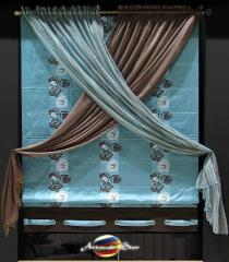 Jaluzele verticale, rulouri textile, rolete zebra, day & night, perdele , draperii