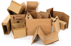Industry corrugated boxes