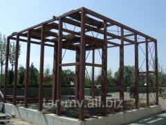 Metal construction - TAR