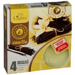 Lumanari parfumate maxi -aroma vanilie
