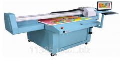 Printer for printing on ceramics