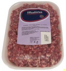 Carne picada - suínos e bovinos