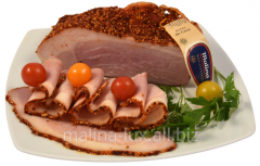 Ham homemade pork