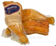 Pastrami de muslos de pollo