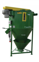 Equipment for grain processing