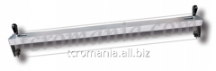 Riglă de fixare, aluminiu 1,2 m