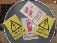 Produse pentru protectia muncii