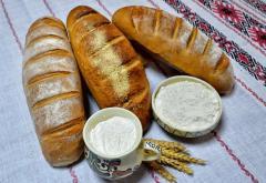 Pâine Semialbă /Neagră Cu Cartofi