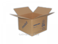 Classic cardboard boxes