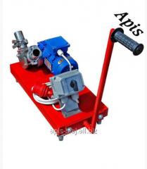 Pompa pentru miere, 0,37 kW, 400V