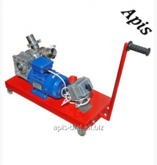 Pompa pentru miere, 1,5 kW, 400V