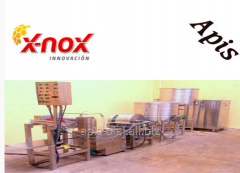 Linie automata productie foita ceara - X-NOX
