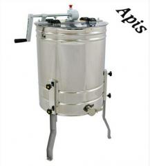 Centrifuga apicola tangentiala, manuala cu 4 rame,