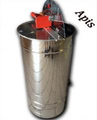 Centrifuga tangentiala, 2 rame, manuala fara