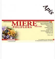 Eticheta miere Poliflora