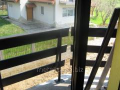 Railings for balconies