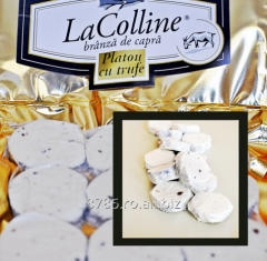 """Brânza """"La Colline"""" cu trufe"""