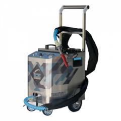 Equipment for cryogenic blastinga