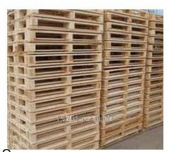 Paleti lemn trafic greu