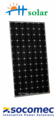 Crystalline silicon photovoltaic system