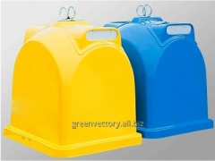 Container tip IGLOO
