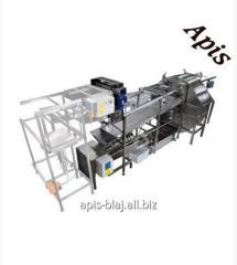 Linie STANDARD automata de extractie a mierii