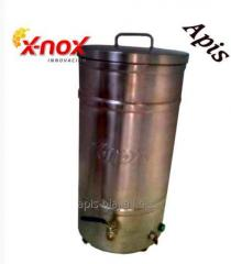 Recipient inox incalzire miere - X-NOX