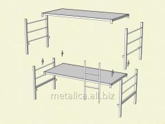 Bunk beds, metal or bunk beds ORDER