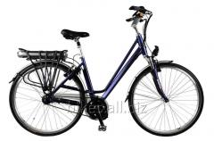 E-bike 28024 Devron Wellington - blue