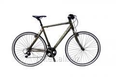 Bicicleta URBIO U2.8 BLACK COFEE