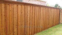 Gard de lemn 0010