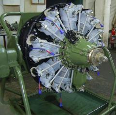 Motoare cu piston radial M14P