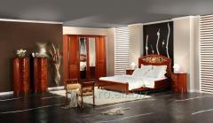 Dormitor Camelia cireș 1
