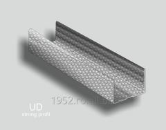 Profile metalice pentru structura gips carton tip UD
