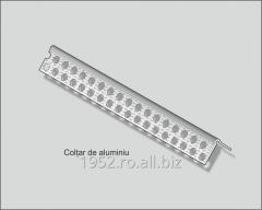 Profile metalice pentru finisaj colt tip AL