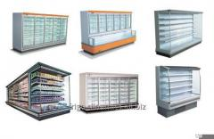 Rayonnages frigorifiques