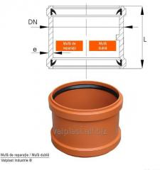 Repair plug / socket Double - BasicLine