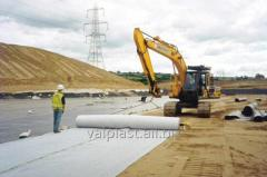 Geocomposites bentonite - Drainline