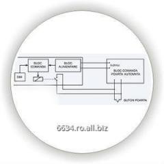 Module GSM prin actionare telefonica