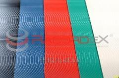 Insulating rubber carpet