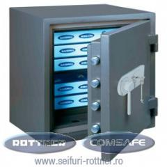 Seif antiefracţie antifoc FireProfi 65 Premium